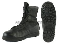 US Military GORETEX ICB INFANTRY COMBAT BOOTS Vibram USA MADE Black EXCELLENT