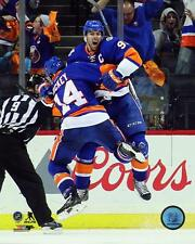 John Tavares New York Islanders 2016 NHL Playoffs Goal Photo SY195 (Select Size)