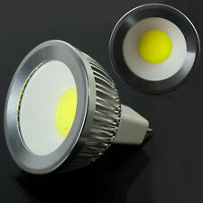 New MR16 GU10 E27 E14 Dimmable 4W COB LED Light Bulb LED Spotlight Lamp 440LM