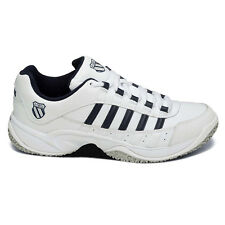 K-Swiss Men's Outshine EU Tennis Shoe – White/Navy