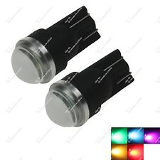 2X T10 194 168 2825 W5W 2 SMD 5630 LED Interior Dome Light License Plate Bulb