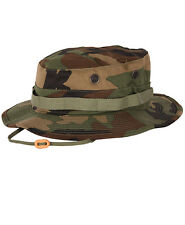 BOONIE Sun Hat, MIL Spec, Avail in 6 Colors 100% Cotton by PROPPER F5501-55