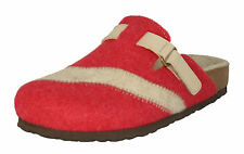 Oxygen Footbed Clog Wells Red sizes 37-41 RRP £34.99
