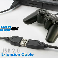 High Speed USB 2.0 Extension Cable AMAF Type A Male/Female Cord HardDisk 16.5ft