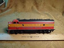 Vintage HO Scale Southern Pacific 6441 Powered Diesel Locomotive - Free S&H USA