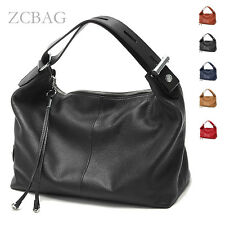 Fashion Popular Genuine Leather Women Handbag Ladies Shoulder Bag Hobo Satchel