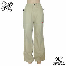 O'NEILL CARGO PANTS BOYS TROUSERS COMBAT BEIGE AGE 10 12 14 SURF BNWT RRP £37