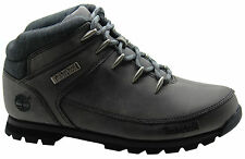 Timberland Euro Sprint Mens Hiker Boots Hiking Shoes Grey Leather 6709A D30