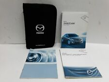 2010 Mazda 6 Owners Manual Guide Book by Mazda Automotive