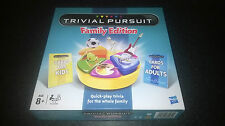 Trivial Pursuit Family Edition 100% Complete VGC Free Postage UK!!