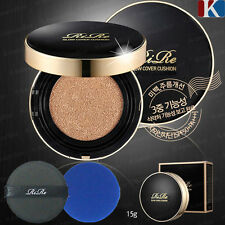RiRe Luxe Glow Cover Coushion SPF50+ PA+++ 15g Perfect Cover Magic Cushion Puff