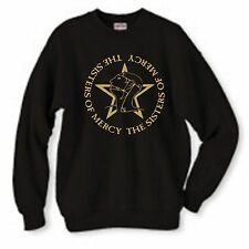 """""""The Sisters Of Mercy"""" Sweatshirt, Rock, Goth, Post Punk, All Sizes & Colours"""