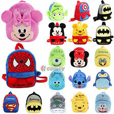 Kids Boys Girls Cartoon Animal School Bag Backpacks Shoulder Rucksack Small Bags