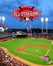 Great American Ball Park Cincinnati Reds 2015 MLB All Star Game Photo SC152
