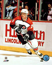Brian Propp Philadelphia Flyers NHL Hockey Action Photo KS213 (Select Size)