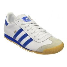 Adidas Original Mens Rom Leather Retro Lace Up Fashion Casual Trainers