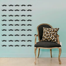 Wallums Wall Decor Mini Mustaches Wall Decal