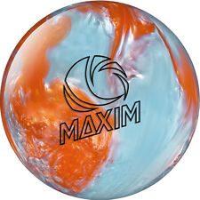 Bowling Ball Ebonite Maxim Orange Crystal Polyester 6 - 16 lbs Bowling Ball