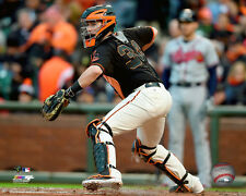 Andrew Susac San Francisco Giants 2015 MLB Action Photo SD098 (Select Size)