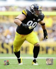 Brett Keisel Pittsburgh Steelers 2014 NFL Action Photo (Select Size)