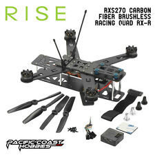 RISE RXS270 Carbon Fiber Brushless Racing Quadcopter Drone Rx-R RISE0270