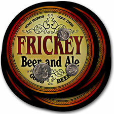 Beer Coasters Frickey Garmany Harrity Homeyer Puopolo Rufener Sculley Seewald