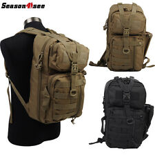 1PC Tactical Military Molle Backpack Outdoor Sports Hiking Camping Hunting Bag