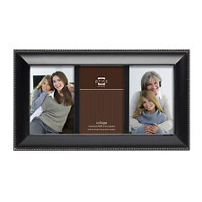 Prinz 3 Opening Mandalay Solid Wood Picture Frame