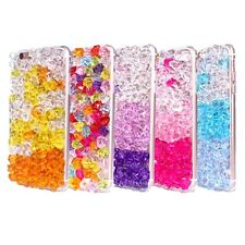 10pcs/lot Acrylic Bling 2-extreme as Ice&Fire Hard Case for iPhone 6S/6S Plus