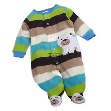 Baby Boy Girl Jumpsuit Bodysuit Outfit Romper Costume One Piece Clothing TXCL