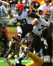 Terrance West Cleveland Browns 2014 NFL Action Photo (Select Size)