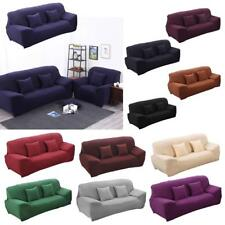 Spandex Stretch Lounge Sofa Couch Cover Slipcover Settee Case Living Room Decor