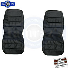 1968 Charger / R/T Front & Rear Seat Covers Upholstery PUI