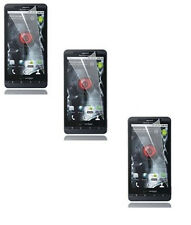 Clear Screen Protector Motorola Droid X MB810 X2 MB870 Milestone X ME811 Shadow