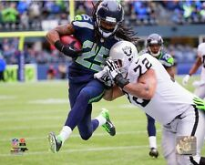 Richard Sherman Seattle Seahawks 2014 NFL Action Photo RK243 (Select Size)