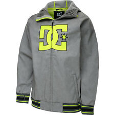 """NEW 2016 $140 DC SHOES MENS SNOWBOARD/SKI """"REPLACEMENT"""" SOFTSHELL JACKET"""