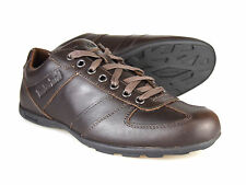 Timberland Eklow Pro OX Mens Brown Leather Trainers