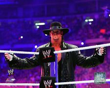 The Undertaker WWE WrestleMania Action Photo NK037 (Select Size)