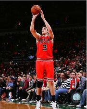 Doug McDermott Chicago Bulls 2014 NBA Action Photo RK108 (Select Size)