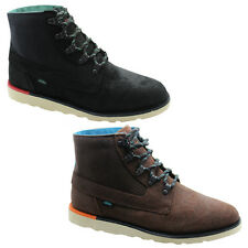 Vans OTW Off The Wall Breton Outdoor Mens Boots Leather Lace QE2A25 QE2A12
