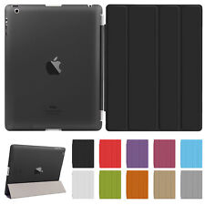 Flip Leather Smart Case Cover Wake Protector for iPad 23 4 Mini 4 Air 2 Pro 12.9