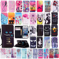 Cute Leather Stand Case Cover Card Wallet For Apple iPod iTouch 5 5G iTouch 6