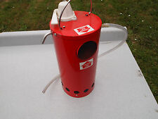 Portable GAS LPG Propane Tankless Instant HOT Water HEATER w PUMP CAMP CABIN RVs
