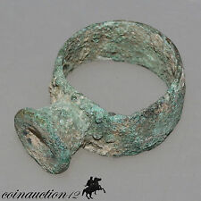 BRONZE AGE ANCIENT GREEK BRONZE RING 2500-1500 BC