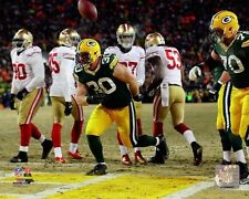 John Kuhn Green Bay Packers 2013 NFL Action Photo (Select Size)