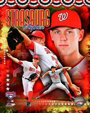 Stephen Strasburg Washington Nationals MLB Fine Art Prints (Select Photo & Size)