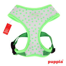 Choose Size - PUPPIA - COSMIC - Dog Puppy Harness - Green