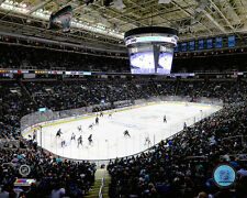 HP Pavilion San Jose Sharks NHL Action Photo QK140 (Select Size)