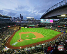 Safeco Field Seattle Mariners MLB Licensed Fine Art Prints (Select Photo/Size)