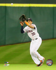 Carlos Gomez Houston Astros 2015 MLB Action Photo SF038 (Select Size)